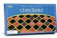 Fundex Games - Family Game Classics - CHECKERS