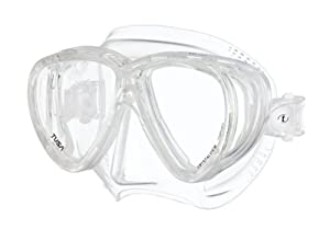 Tusa M-41 FREEDOM QUAD Scuba Diving Mask