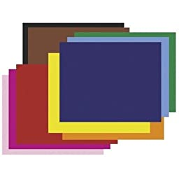 PAC54871 - Pacon Colored Four-Ply Poster Board
