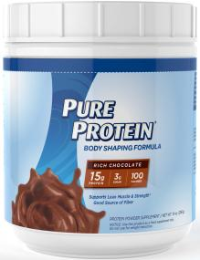 Pure Protein Body Shaping Formula