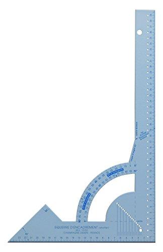 champagne-dessin-reg1515d-equerre-encadrement-40-cm-droitier