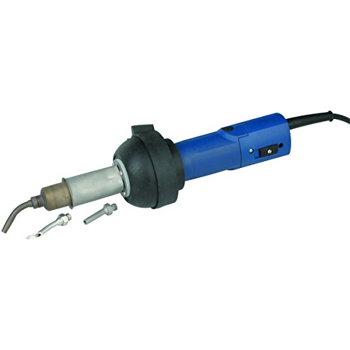 1300 Watt Plastic Welding Kit With Air Motor And Temperature Adjustment