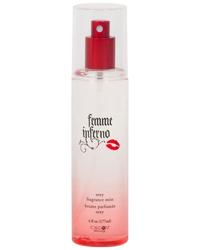 Calgon Sexy Fragrance Mist - Femme Inferno: 6 OZ