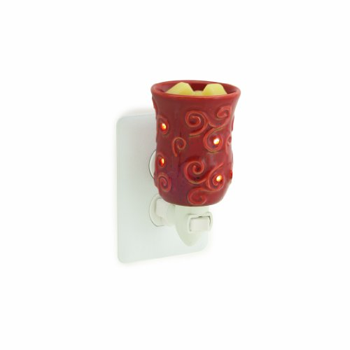 Candle Warmers Etc. Plug-in Fragrance Warmer, Lava