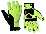 RBS Hoolie Gloves Fluo Yellow XX Large