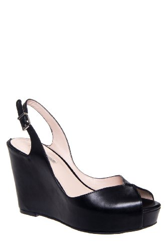 BCBGeneration Tashaa High Wedge Platform Slingback Sandal