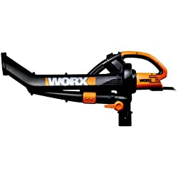 Worx WG501E 3000W Blower Vacuum with 7 Speed Settings