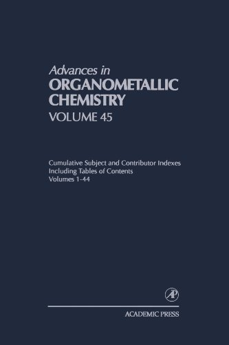 Cumulative Subject And Contributor Indexes Including Tables Of Contents, And A Comprehesive Keyword Index For Volumes 1-44: Cumulative Subject And Authors Indexes For Volumes 1-44