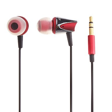 Headphone - Fashinable Stereo In-Ear Earphone With High Quality Without Mic For Dj Music