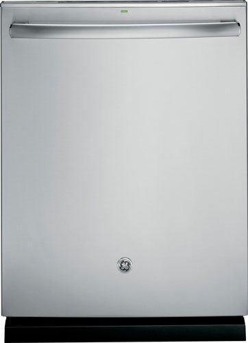 "Ge Gdt720Ssfss 24"" Stainless Steel Fully Integrated Dishwasher - Energy Star"
