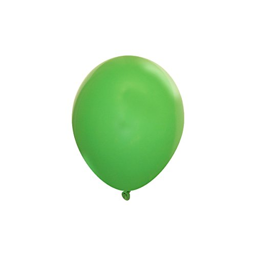 "5"" Latex Balloons - Pack of 144 pc - Decorator Lime Green"