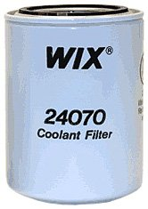 Wix 24070 Coolant Spin-On Filter, Pack of 1 by Wix