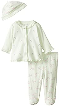 Little Me Baby-Girls Newborn Rosebuds…
