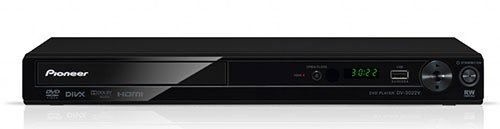 High-Definition 1080 Up-Converting Hdmi International Dvd Player