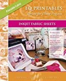 EQ Printables: 25 Inkjet Fabric Sheets