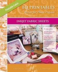 Eq Printables 25 Inkjet Fabric Sheets