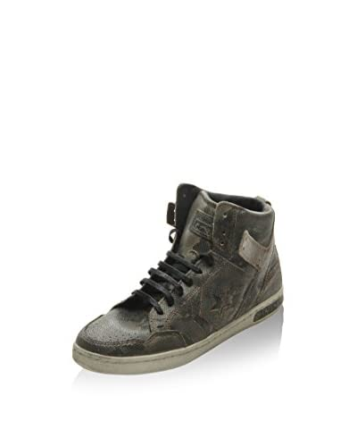 Converse Sneaker Alta Weapon Varvatos Hi Leather Pri [Marrone/Nero]