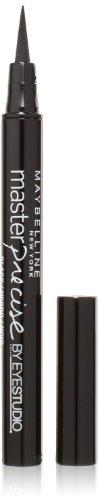 Maybelline New York Eye Studio Master Precise Liquid Eyeliner - #110 Black (Pack of 2) (Maybelline Master Precise compare prices)