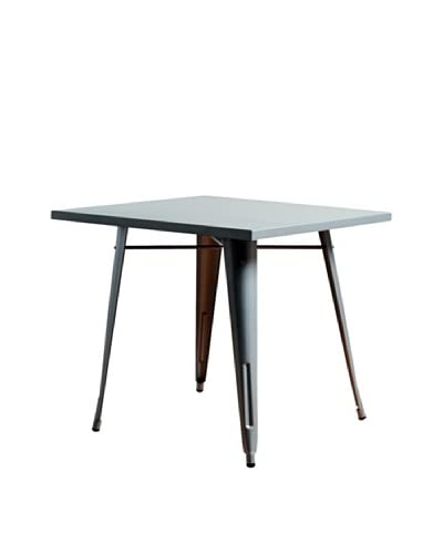 Aeon Furniture Garvin Table, Silver