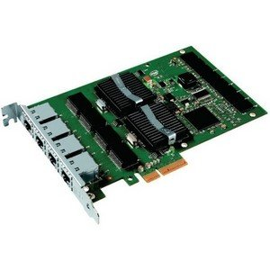 Intel PRO/1000 PT Quad Port Server Adapter PCI-E EXPI9404PT Consumer electronics