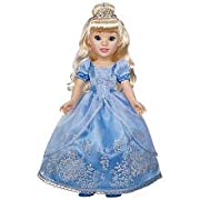 Disney Princess & Me 18 inch Doll Set - Cinderella