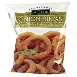 Alexia Foods Crispy Golden Onion Ring, 11 Ounce -- 12 per case.