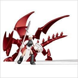 Beta Female Warrior With Dragon Stikfas