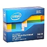 Intel SSD 520 Series 2.5 inch 240GB 6GB/S MLC Resell 25nm Solid State Drive