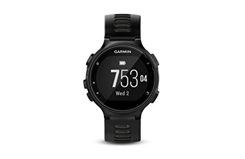 Garmin Forerunner 735XT - Black & Gray