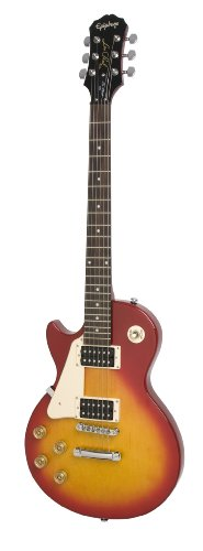 Epiphone Lefty LP-100 Les Paul Electric Guitar, Heritage Cherryburst