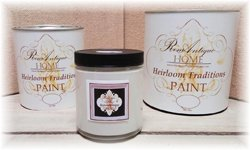 Chalk Type Paint - Irish Creme Pint- Heirloom Traditions (Annie Sloan Creme Wax compare prices)