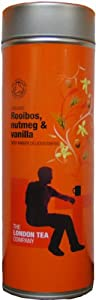 Rooibos, Nutmeg & Vanilla 15 Pyramid Tea Bags in Tins