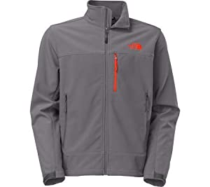 The North Face 611C757 Apex Bionic Jacket for Men, Vanadis Grey & Vanadis Grey - 2XL by The North Face
