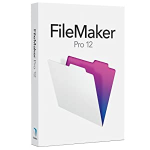 Filemaker Pro 12 Upgrade