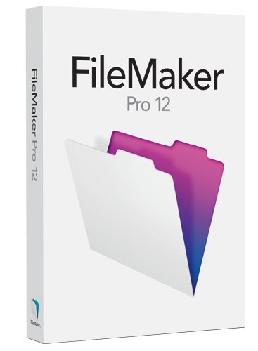 FileMaker Pro 12 Upgrade [Old Version]