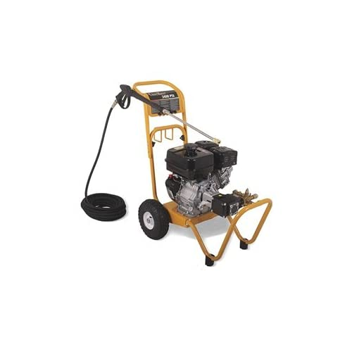Cold Water Pressure Washer, Gas, 9 HP