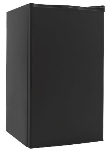 Haier HNSE04BB 4.0-Cubic Foot Refrigerator/Freezer, Black