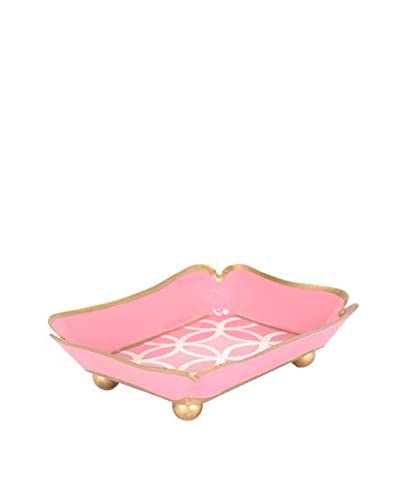 Jayes Rings Trinket Tray, Pink