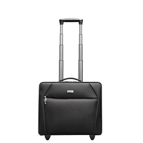 [ストラティック] Stratic Unbeatable ビジネスキャリーケース/ロールバッグ/航空機内持込サイズ/2輪/ハードタイプのキャリーバッグ(7-9600-42) 7-9600-42 001 /black (ブラック)