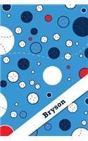 Etchbooks Bryson, Baseball, Graph
