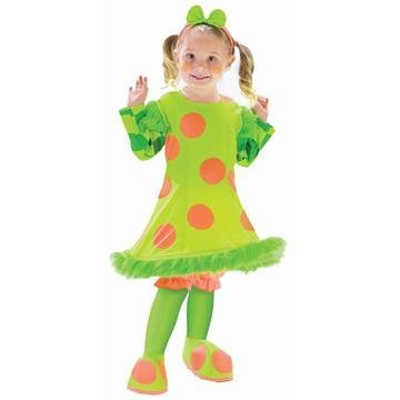 Toddler Lolli The Clown Costume front-895334