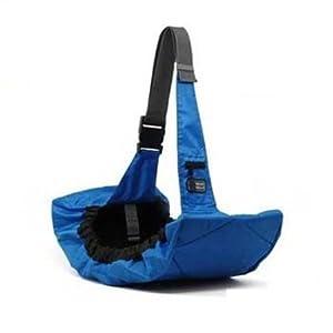 Kyjen Outward Hound Sling-Go Pet Sling Carrier, Blue