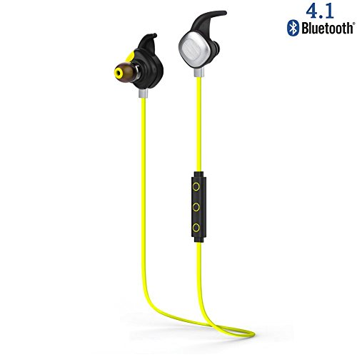 Waterproof bluetooth headphones for swimming - earphone bluetooth for iphone