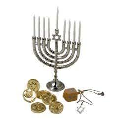 American Girl Doll's Hanukkah Gift Set