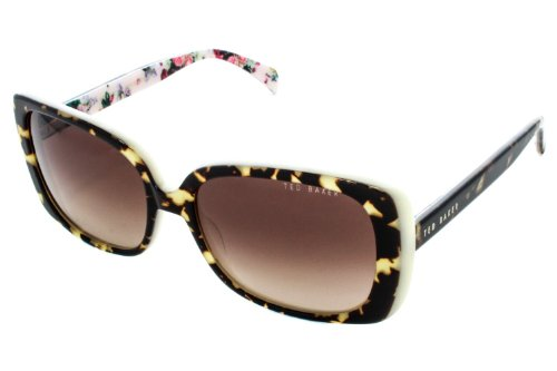 Ted Baker Women'S Sunglasses B565 Cheetah Size 56