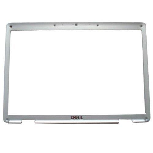 """Dell Inspiron 1525 1526 Silver Lcd Front Bezel 15.4"""" Xt981 0Xt981 W/ Webcam Hole"""