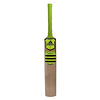 Adidas Pellara Club Kashmir-Willow Cricket Bat, Size 5 (Stelo/Red/Black)