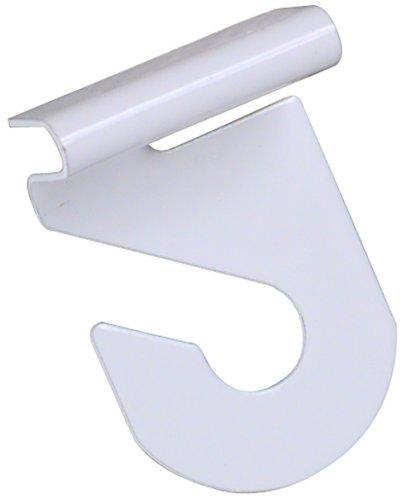 Stanley Hardware V2669 2-Inch Suspended Ceiling Hook, White, 4 Hooks (Suspended Ceiling Tools compare prices)