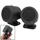 2 PCS 100 Watt Dome Car Tweeters Stereo Audio Speakers
