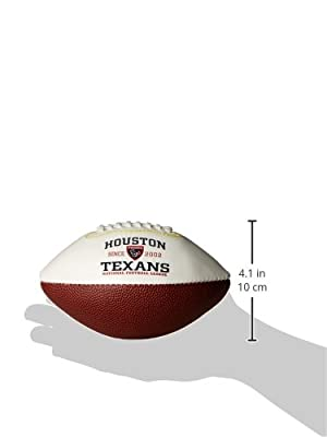 NFL Vintage Mini Football